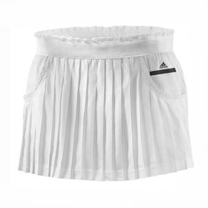 NWOT Adidas x Stella McCartney White Tennis Skirt